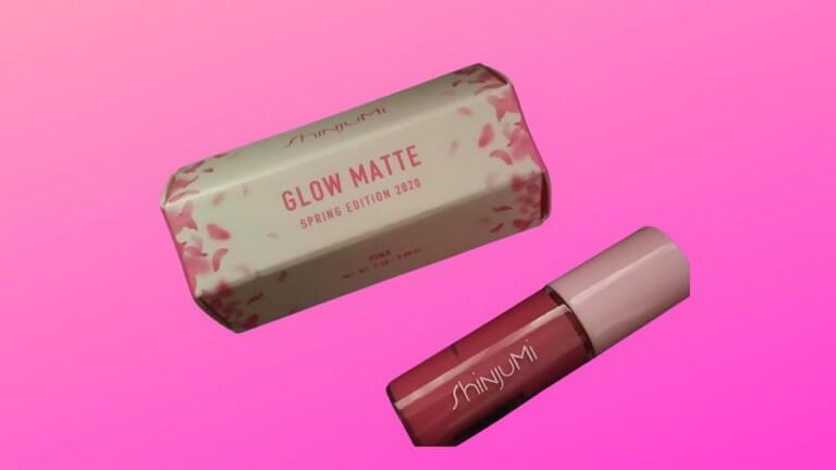 Glow Matte Lip Cream ShinjuMi